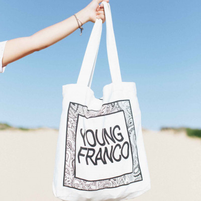 Young Franco - Tote Bag