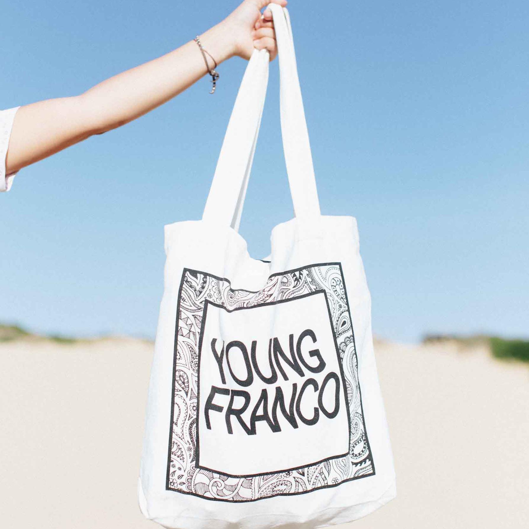 Young Franco - Tote Bag